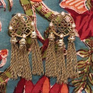 Kendra Scott Adams Earrings Gold